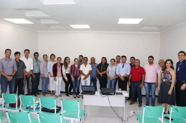 TURISMO DE ITACAJÁ PARTICIPA DA FORMAÇÃO DO CONSELHO REGIONAL DO TURISMO